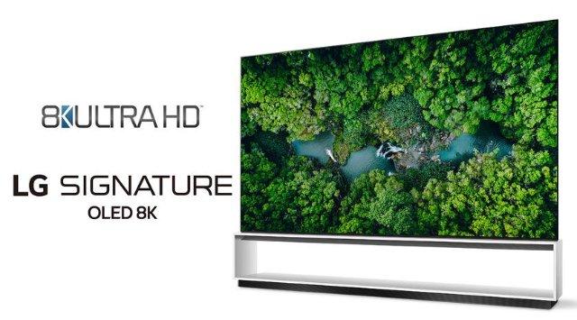 LG первыми превзошли требования к дисплеям 8K Ultra HD
