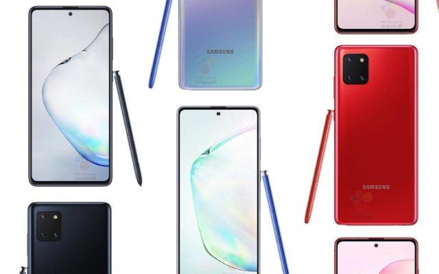 Сколько будет стоить Samsung Galaxy Note 10 Lite в Европе