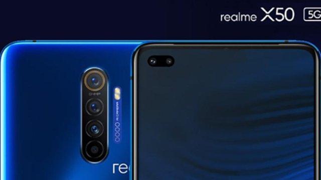 Realme X50 5G может дебютировать уже завтра